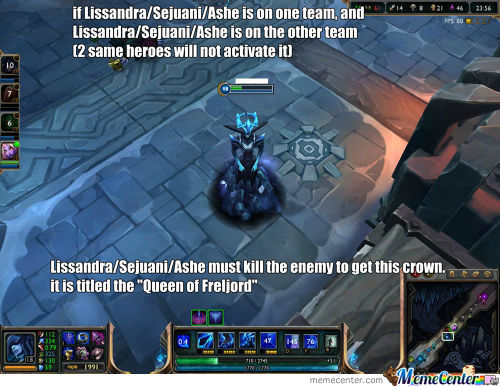 League Of Legends Easter Egg