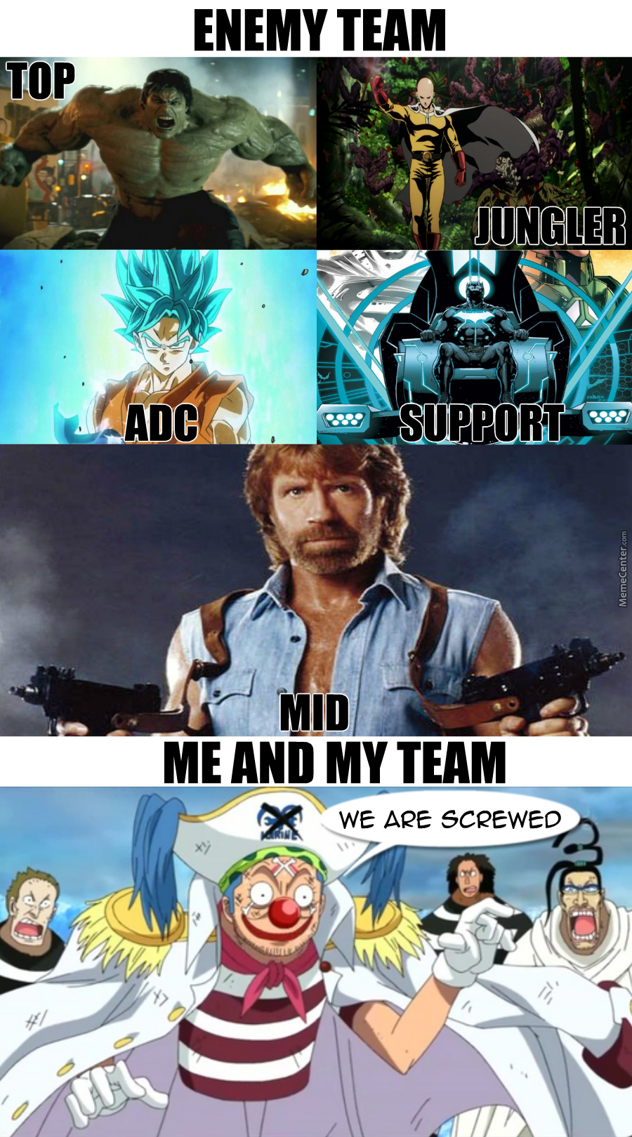 league of legend memes