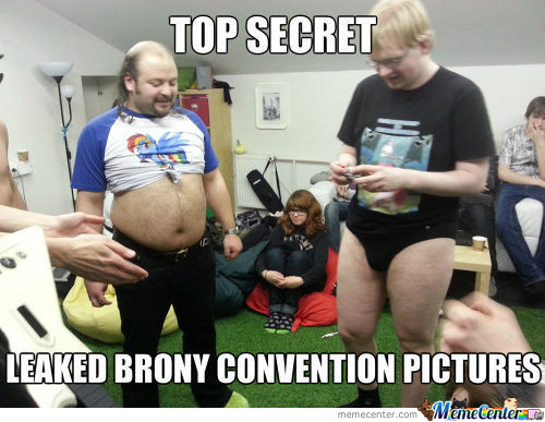 Leaked Convention Pictures