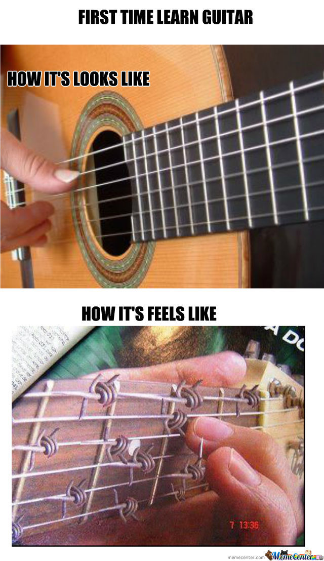 Learn Guitar By Munkitmeme Meme Center