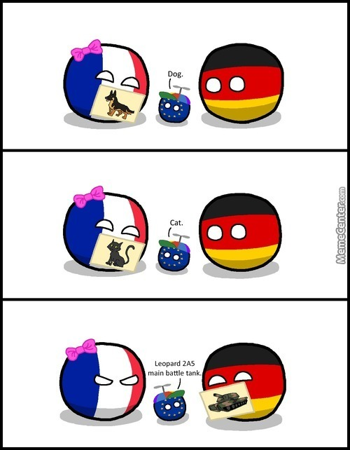 Learning Animals With Germany And France