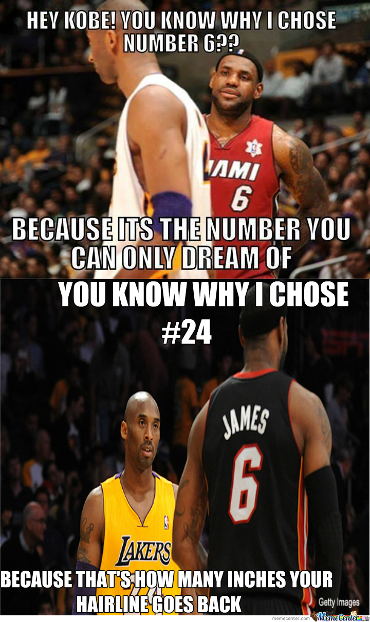 Lebron May Be King, But Kobe Is The Emporer