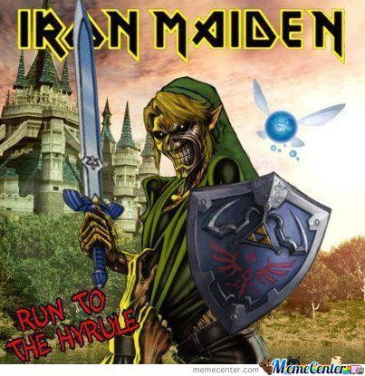 Legend Of Iron Maiden
