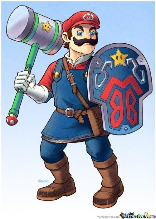 Legend Of Mario