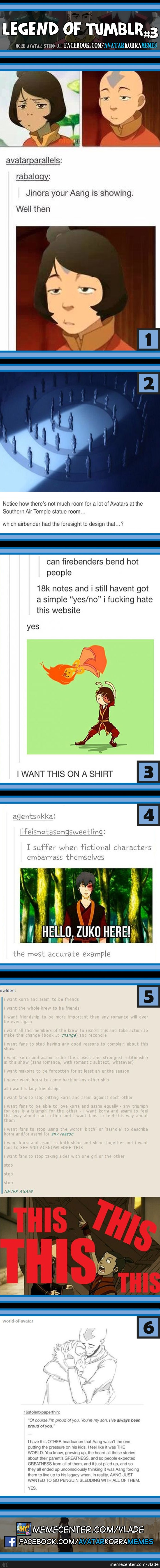 Legend Of Tumblr #3