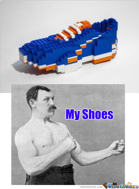 Lego Shoes