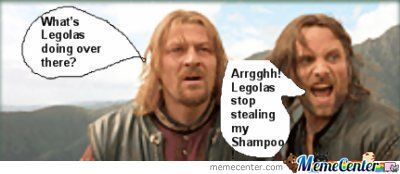 ..legolas Not That..