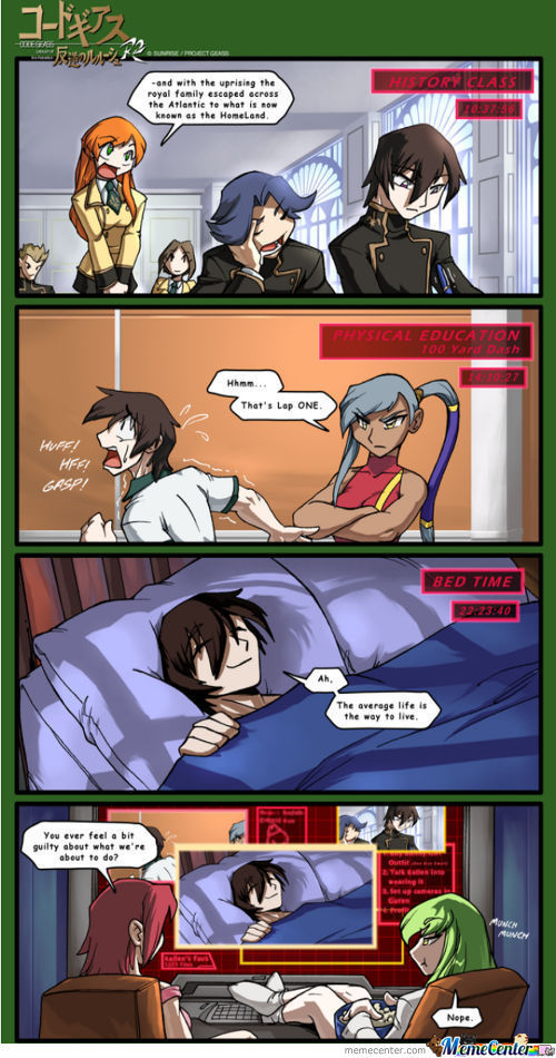 Lelouch,s Normal Life