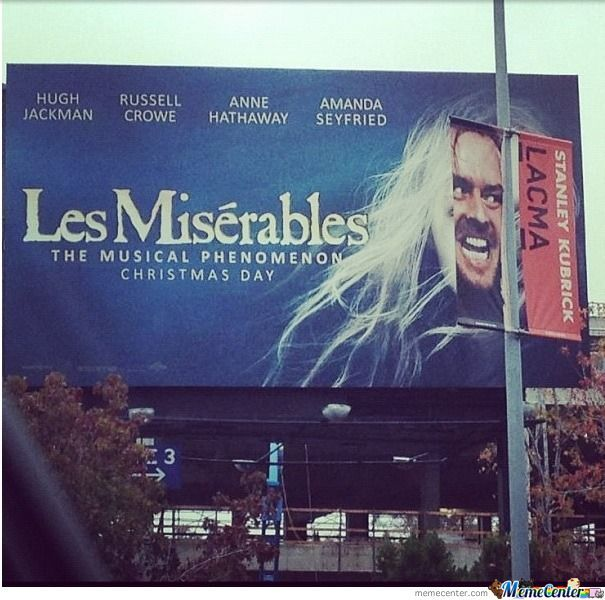 Les Miserables [Fell Free To Repost With New Title]