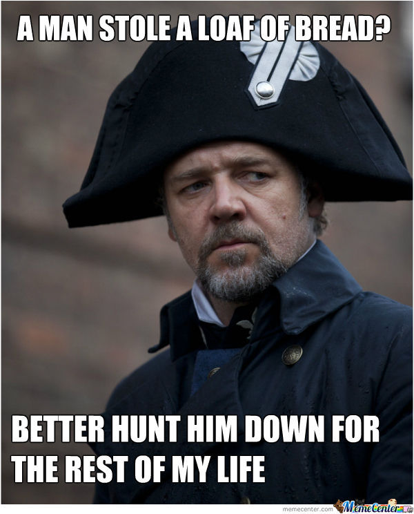 Les Miserables Logic