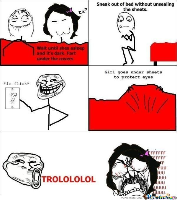 Lesson In Romance By Troll Face