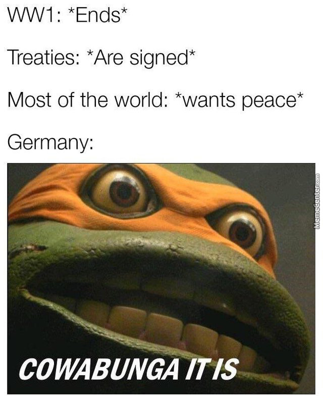 Let Me Invade Poland First