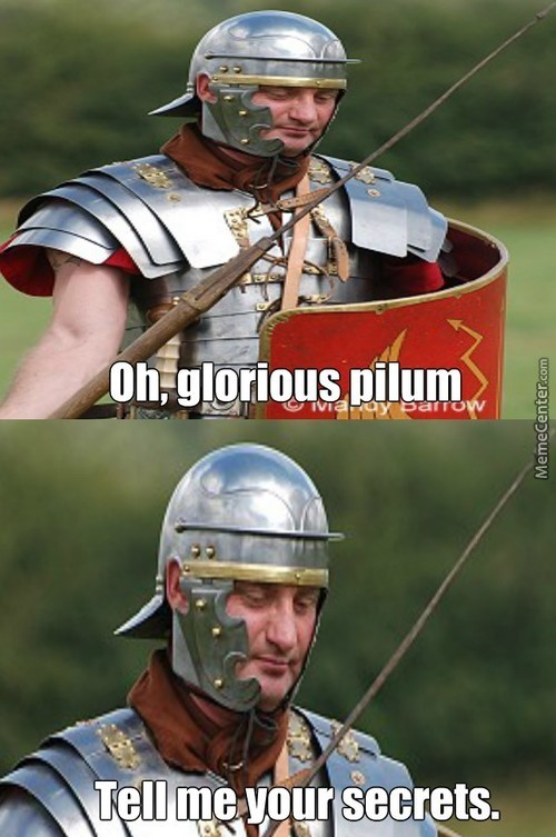 Let Us Slay Barbarians Together.