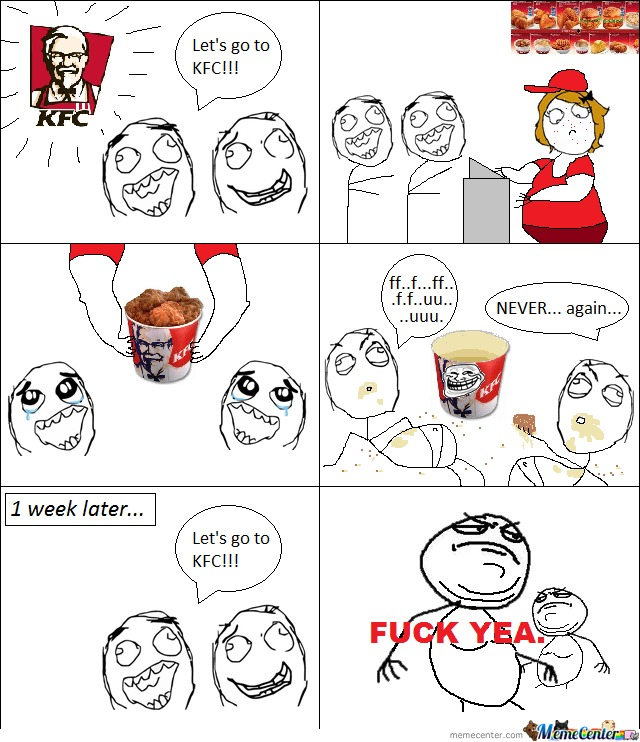 Lets Go Get Some Kfc ..