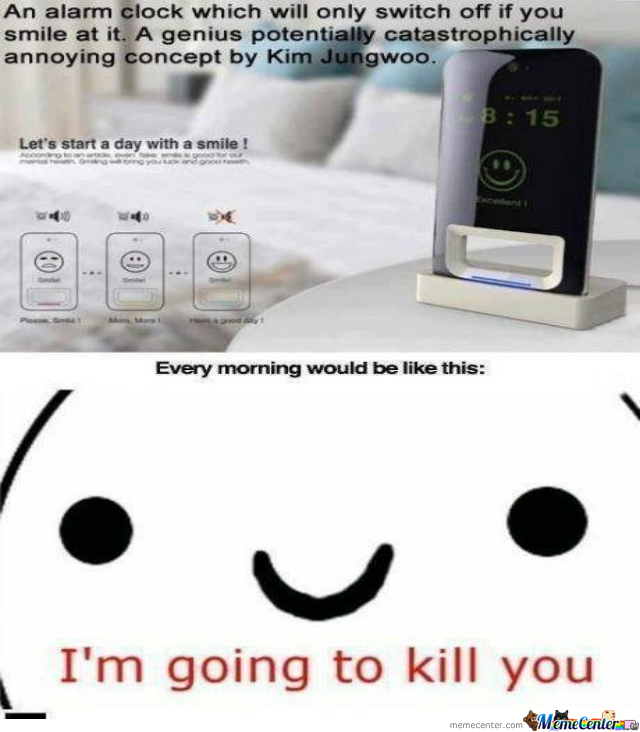 Lets Wake Up With A Smile!