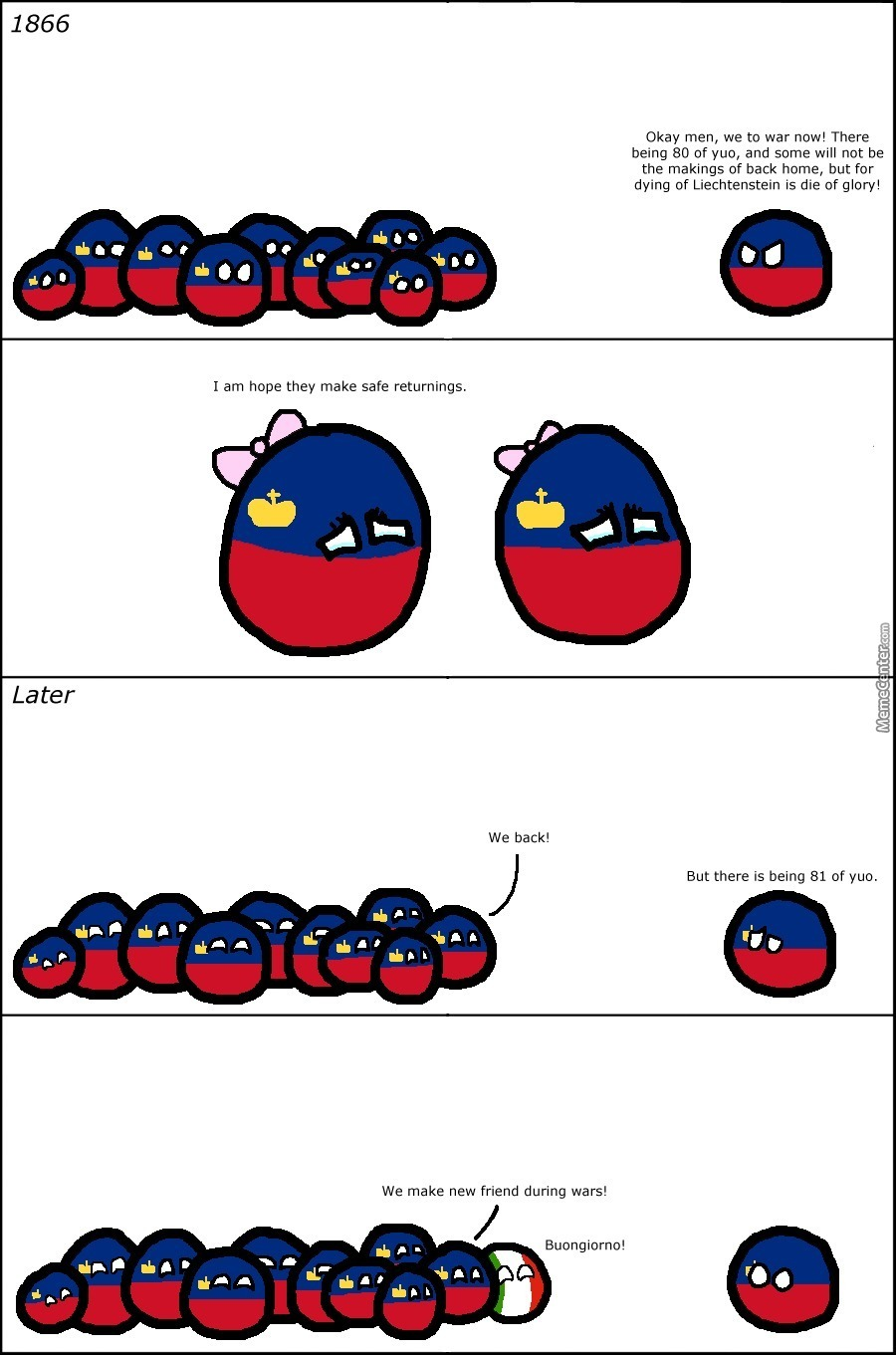 Liechtenstein War History by bloatarder - Meme Center