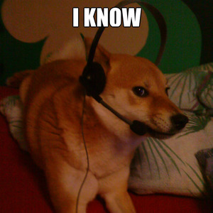 life as a gamer dog by godfather85 meme center