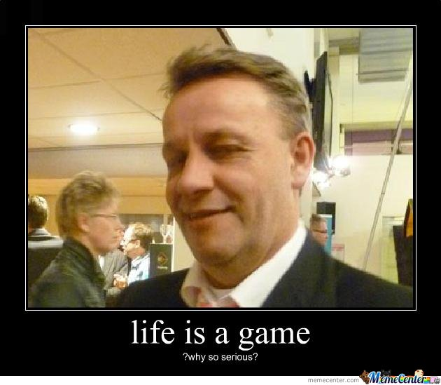 life is a game_o_102723 life is a game by magamed meme center