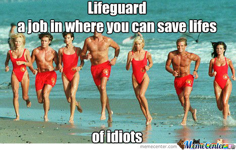 Lifeguard Job