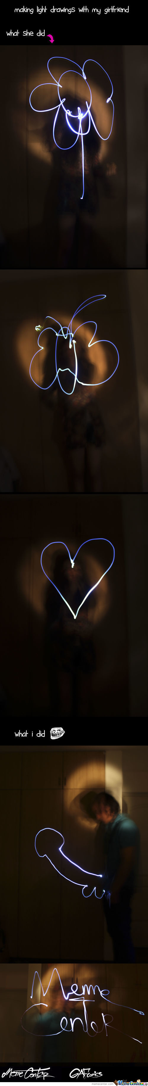 Light Drawings