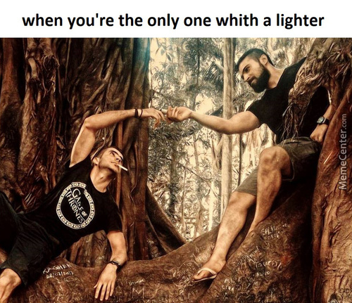 Lighter Mf .. Do You Have It !!