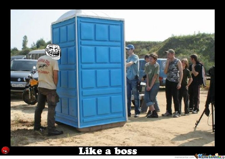 Like A Boss By Neggeroo Meme Center