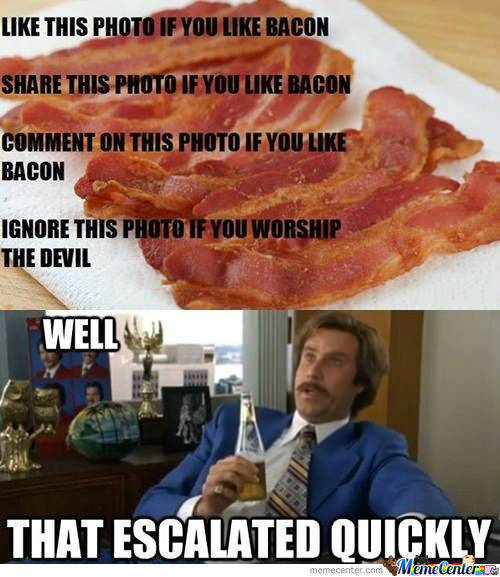 Like Bacon