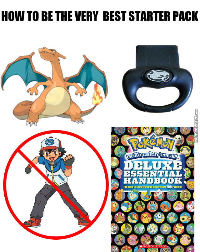 Like No Starter Pack There Ever Was Before