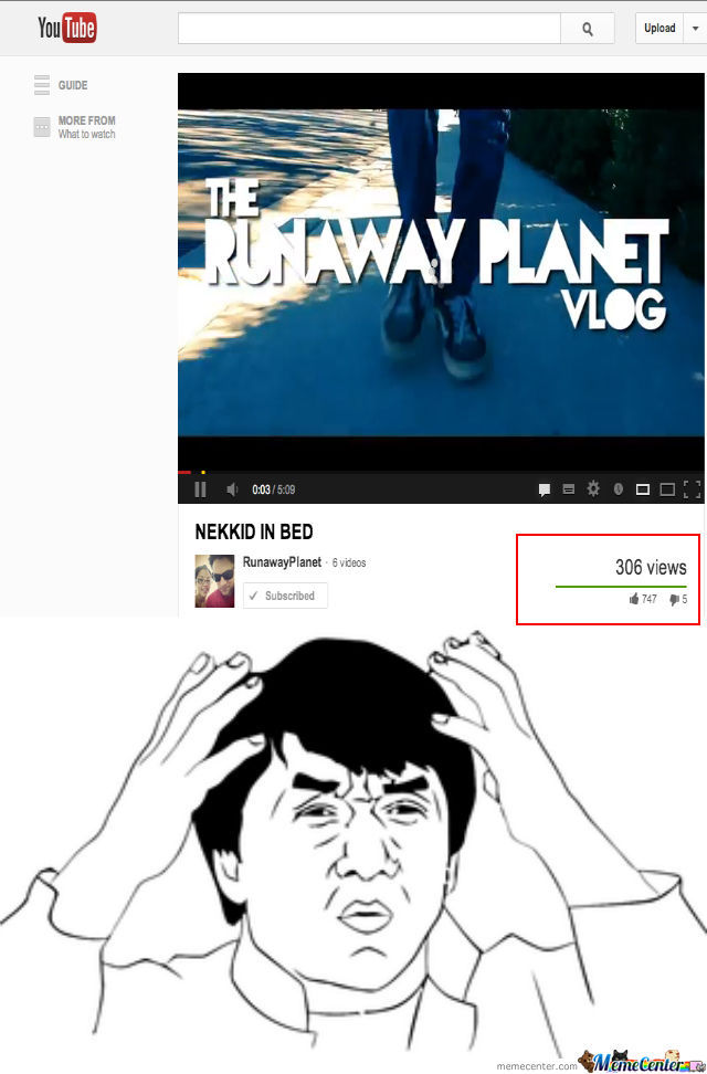 Likes More Than Viewers!!!
