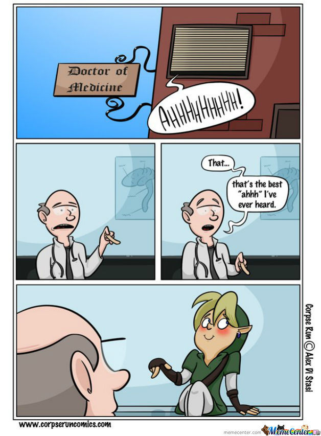 Link At The Dentist