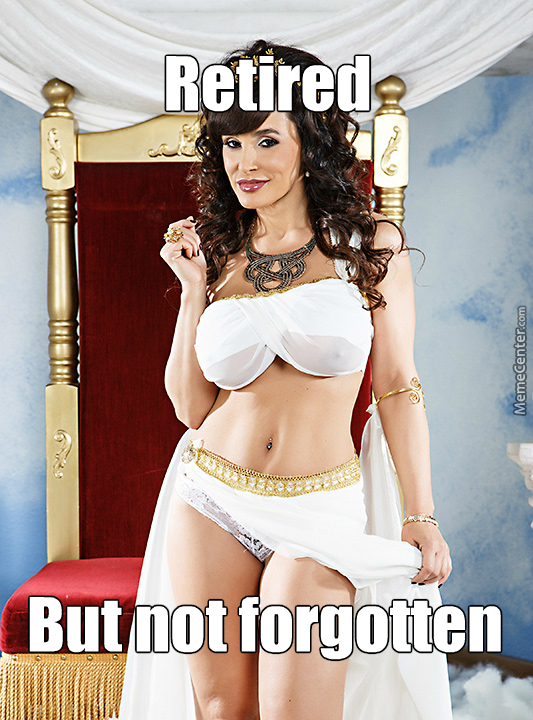 lisa ann retired