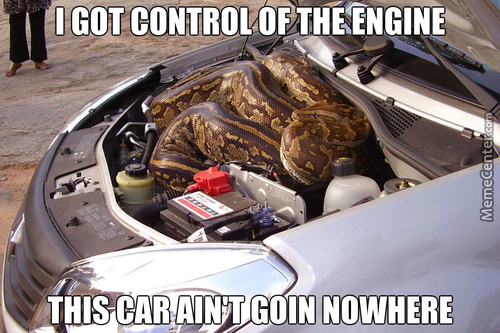 Literally Every Other Car Problem Is Better Than This
