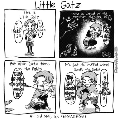 Little Gatz Ep. 1