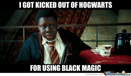 Lol Harry Potter