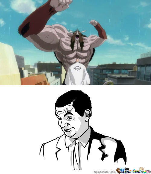 Lol Just Saw This While Watching Bleach