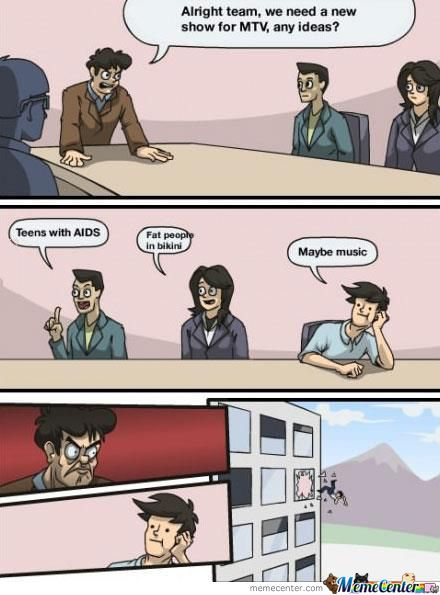 MTV Product Improvement Meeting
