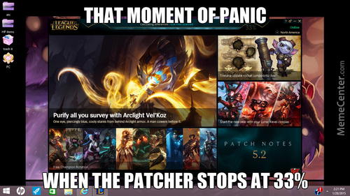 Lol Players Will Understand