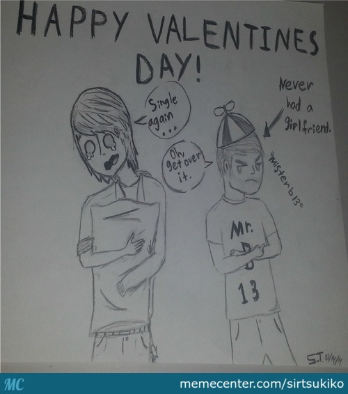 Loners On V. Day!