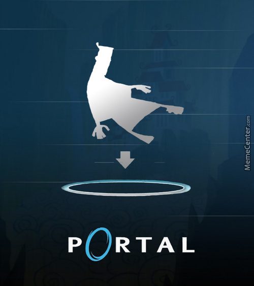 Long Ago In Aperture Science, I Glados The Creator Of Test Chambers....