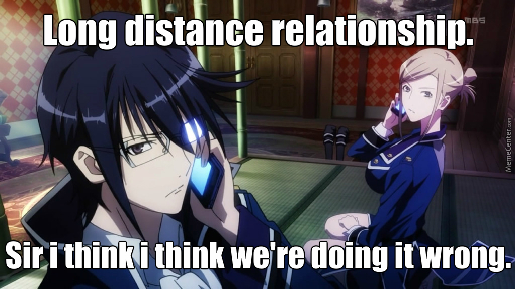 Funny Memes For Long Distance Relationships : Long distance relationship by mrnoone meme center