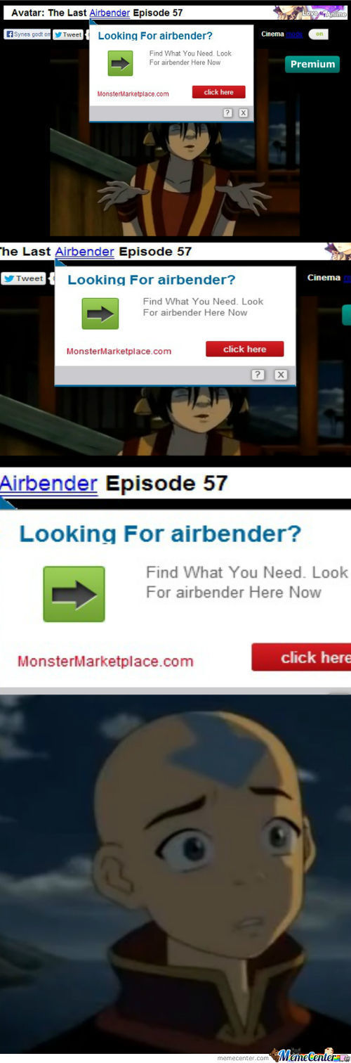 Looking For An Airbender?