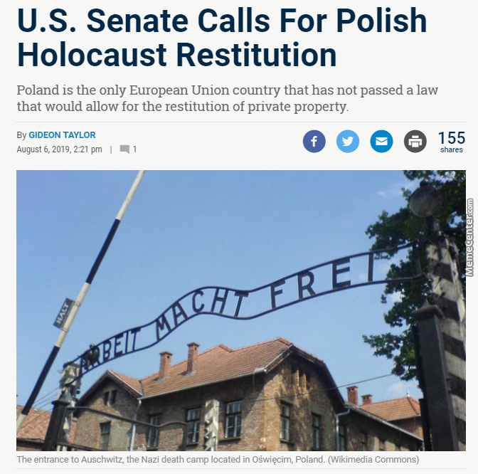 Looks Like The 3Rd World War Will Also Start With An Invasion Of Poland