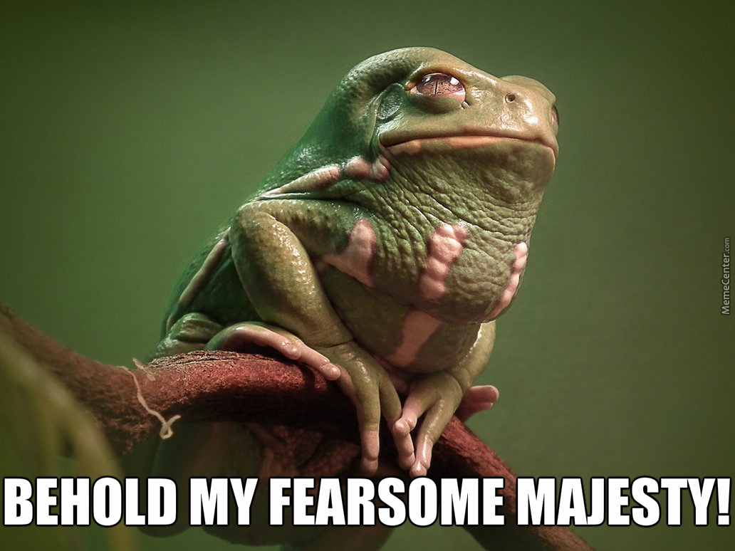 Lord Kermit, King Of Frogs