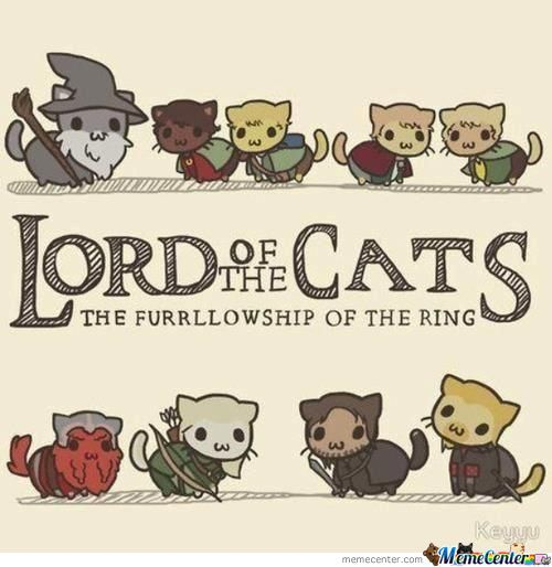 Lord Of The Cats :3