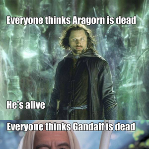 Lord Of The Rings Heroes Are Unkillable And Sean Bean Still Dies