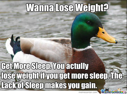 Lose Weight: Life Hack