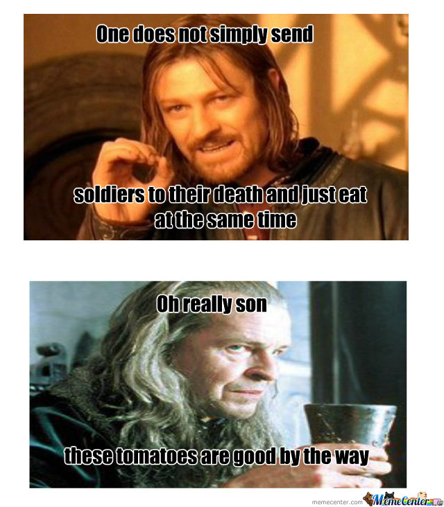 lotr eating_o_155062 lotr memes best collection of funny lotr pictures,Lord Of The Rings Memes