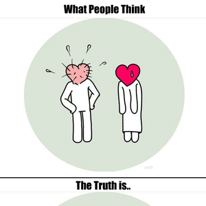 what people think love is