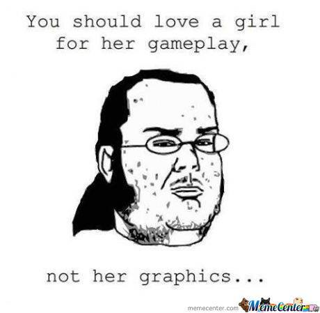 Love A Girl For Gameplay!