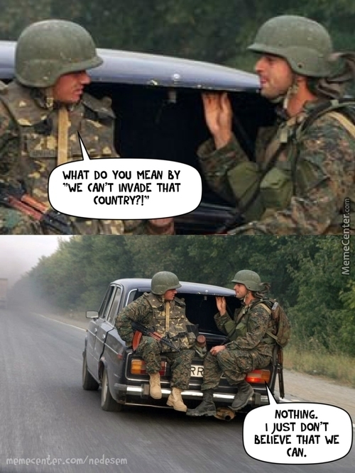 Low Budget Military